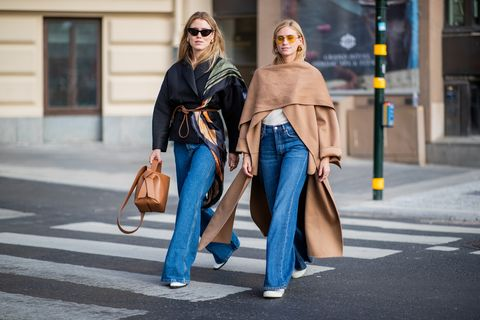 11c473f795 The Skinny Jean Is Dead: The 5 Denim Styles You Need Now