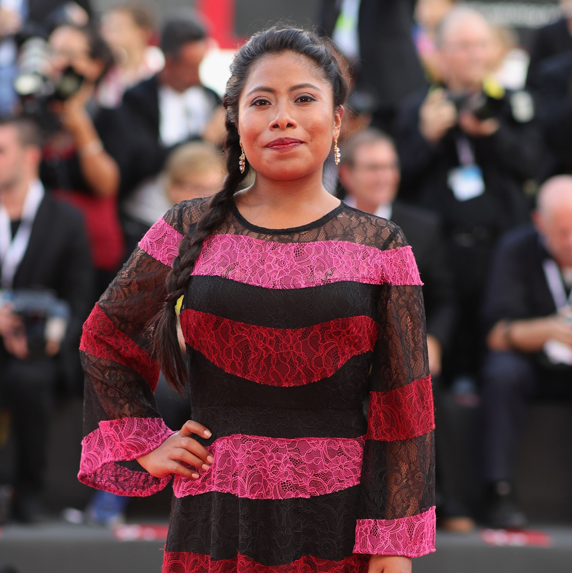 Everything You Need to Know About Yalitza Aparicio, the Star of Netflix's 'Roma'