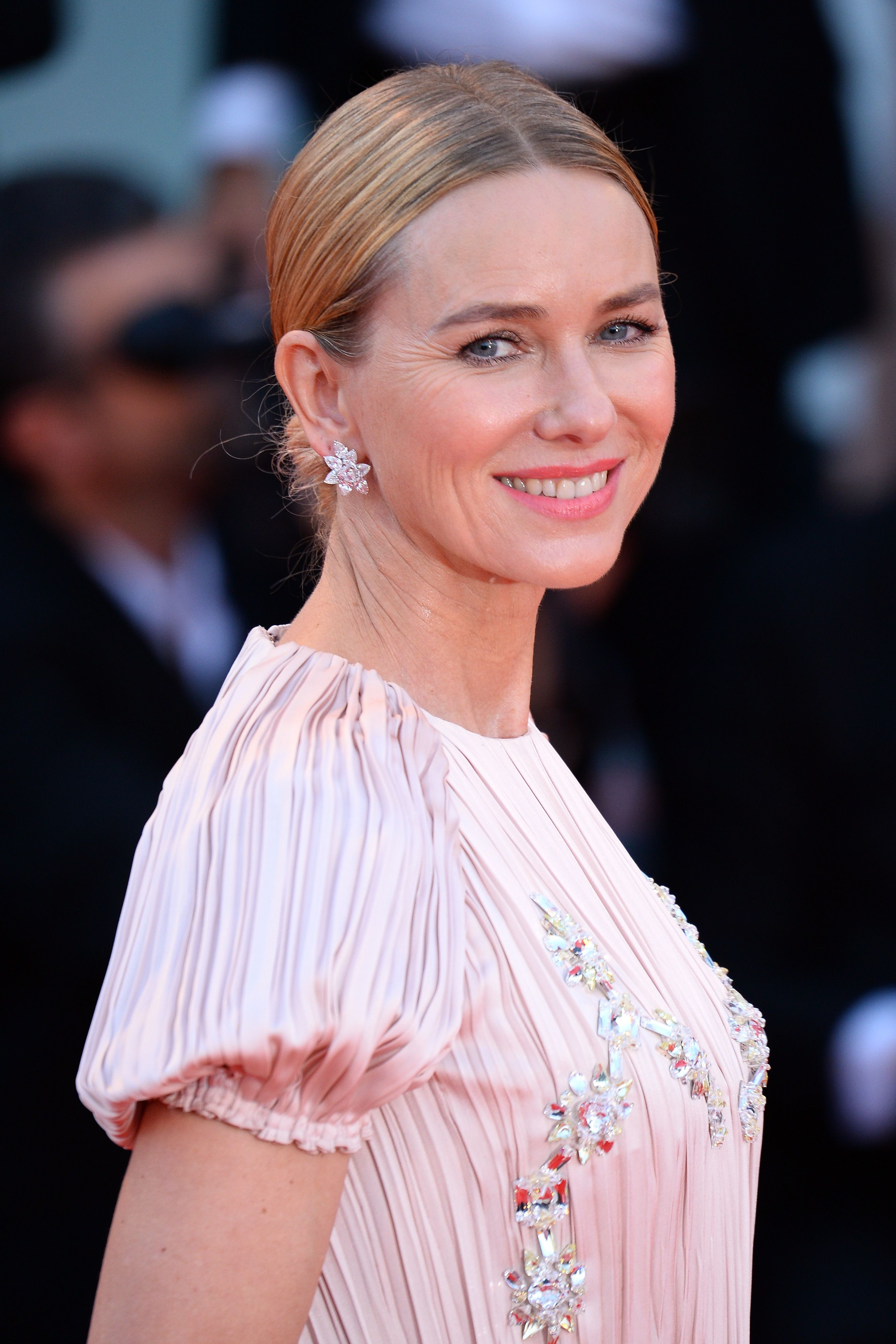 """Naomi Watts Naomi Watts is on the fence about whether botox is for her. """"Personally, I feel for me it's tough to do botox—but it's also tough not to! Sometimes, I think I need the help. Whatever anyone else chooses is fine with me, no judgment,"""" she told New Beauty Magazine ."""