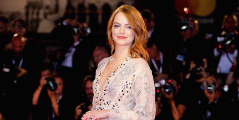 The Favourite Red Carpet Arrivals - 75th Venice Film Festival