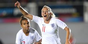 England Lionesses win SheBelieves Cup football