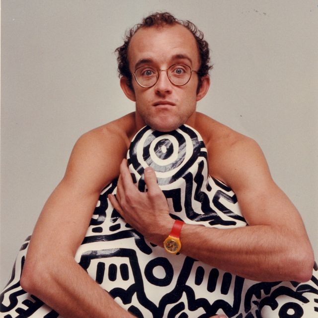 Keith Haring, artist