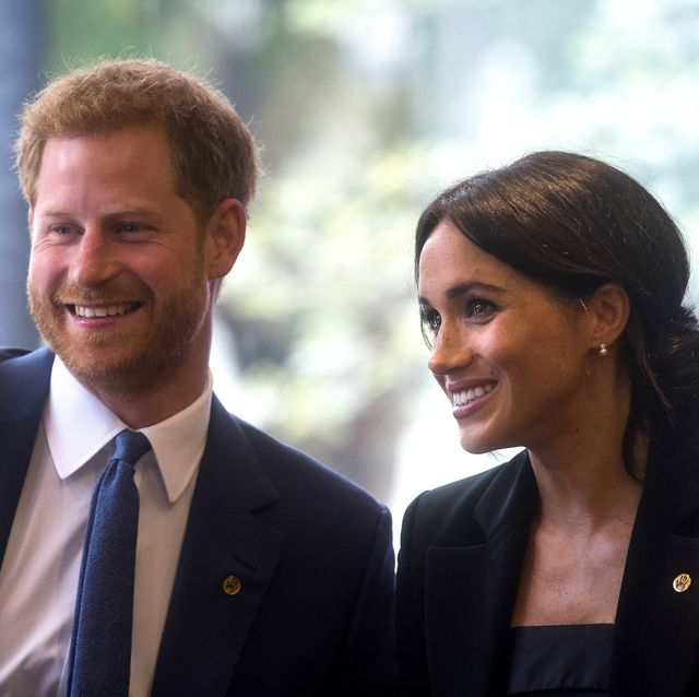london, england   september 04 prince harry, duke of sussex and meghan, duchess of sussex attend the wellchild awards at royal lancaster hotel on september 4, 2018 in london, england  the duke of sussex has been patron of wellchild since 2007 photo by victoria jones   wpa poolgetty images