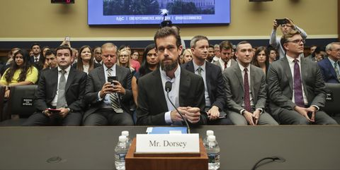 Twitter CEO Jack Dorsey's Real Crime? This Shirt