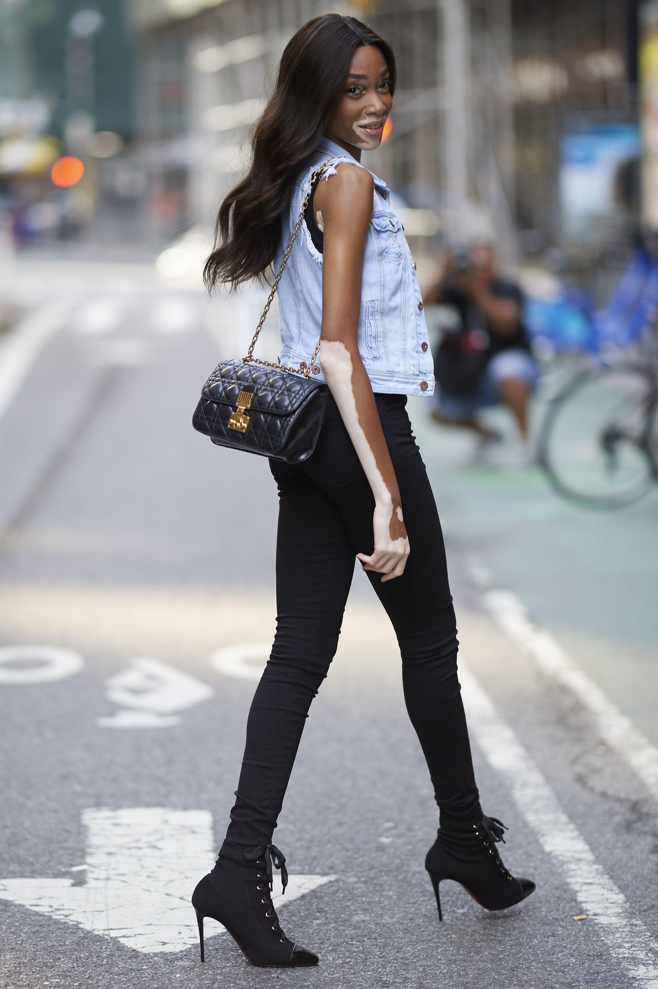 Victoria's Secret show castings 2018- models street style