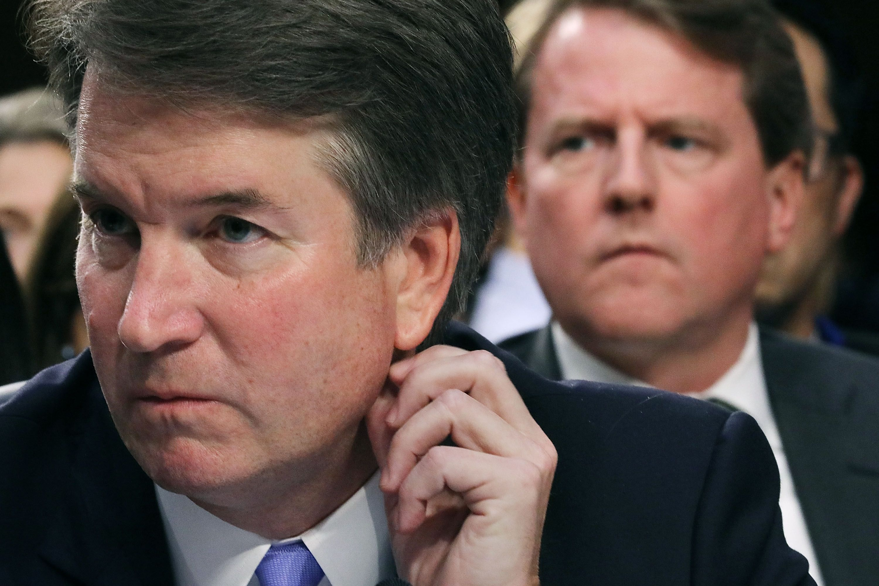A Third Woman Has Come Forward to Accuse Brett Kavanaugh of Sexual Misconduct