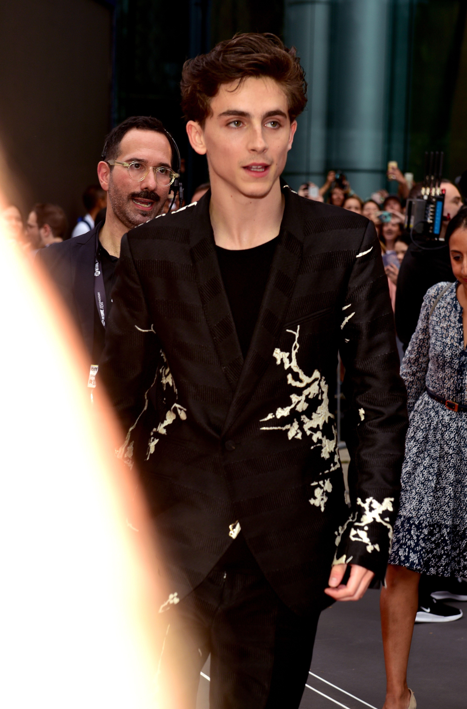 "2018 Toronto International Film Festival - ""Beautiful Boy"" Premiere - Arrivals"