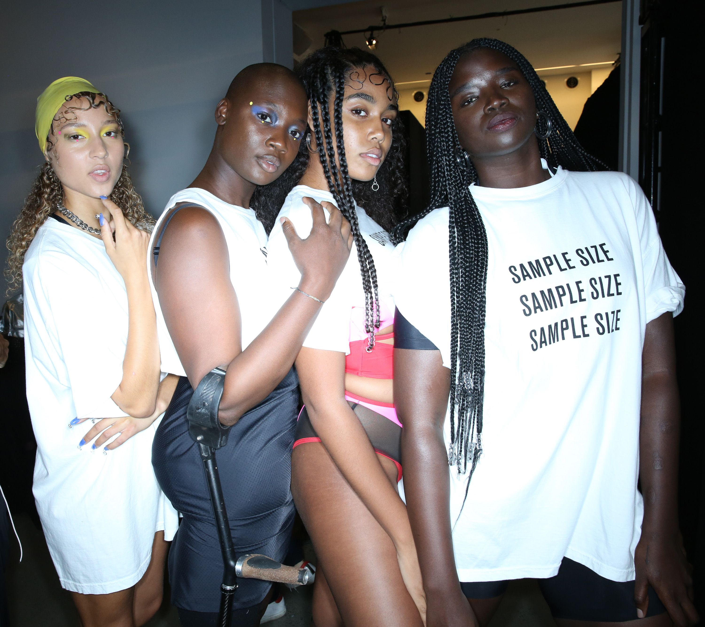Chromat - Backstage - September 2018 - New York Fashion Week: The Shows
