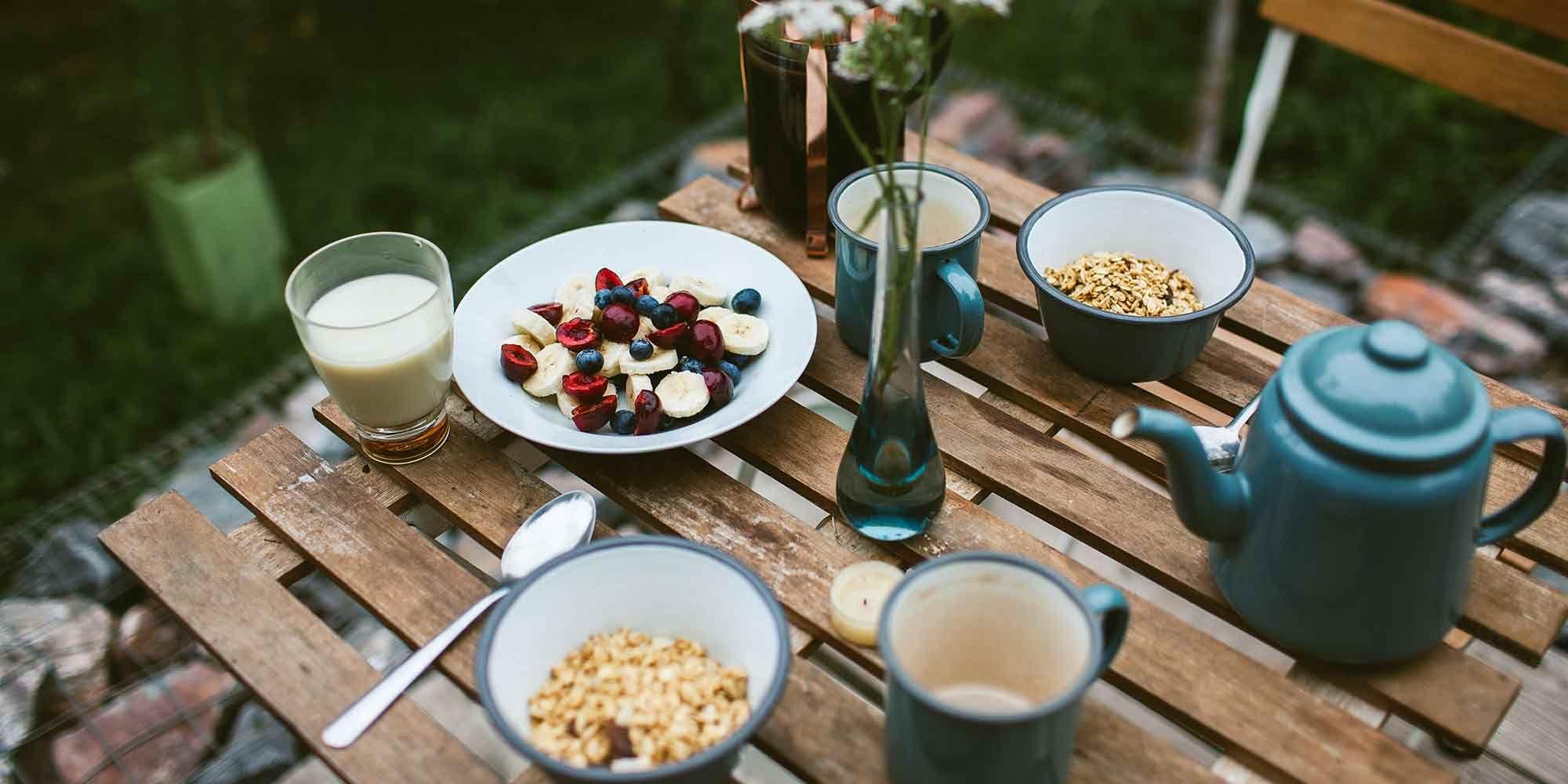 buenos hábitos alimenticios para la diabetes tipo 2