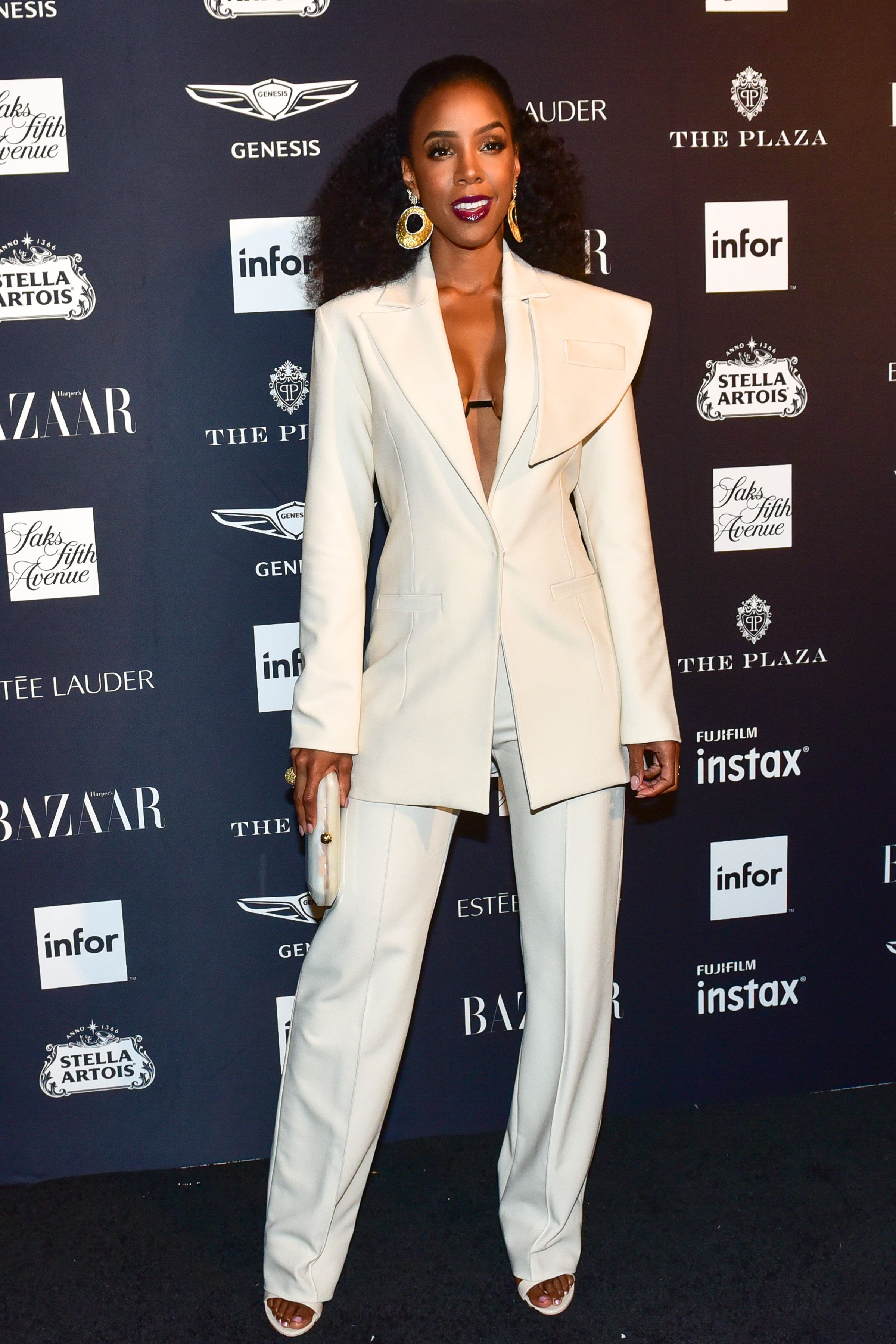 The Worldwide Editors Of Harper's Bazaar Celebrate ICONS by Carine Roitfeld presented by Infor, Stella Artois, FUJIFILM, Estee Lauder, Saks Fifth Avenue and Genesis
