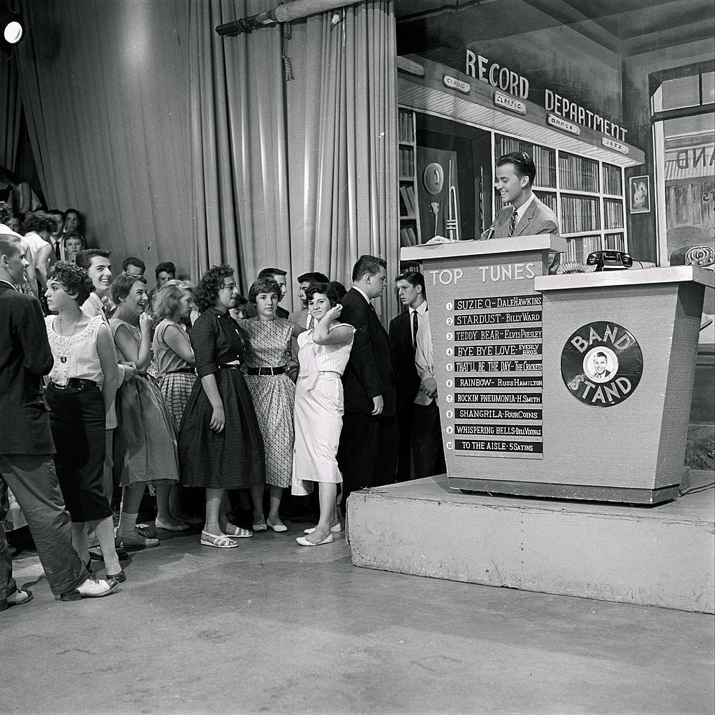 How American Bandstand Gave Music a Beat