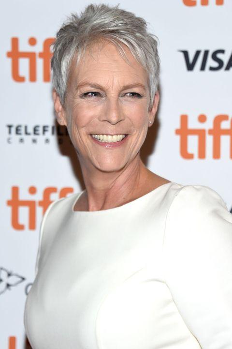 beroemdheden grijs haar
