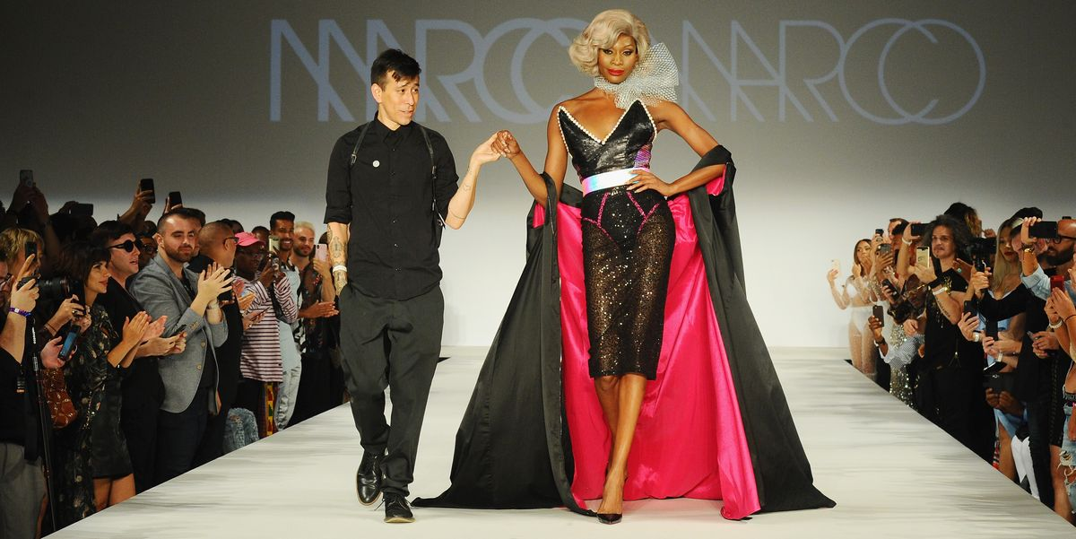 7ca7ede0 The Marco Marco Runway Show Featured All Trans Models