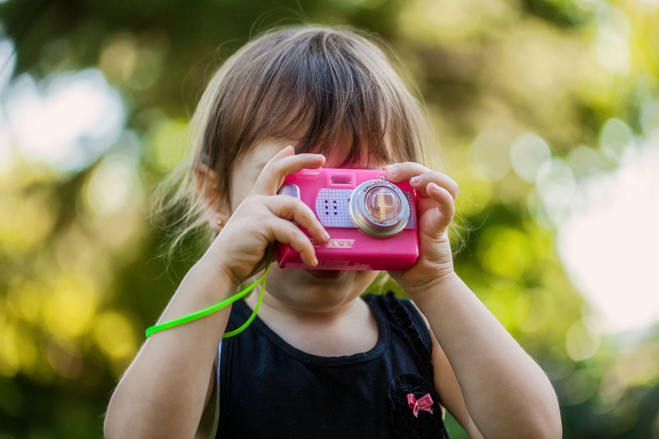 Encuentra las mejores cámaras para niños están en Amazon
