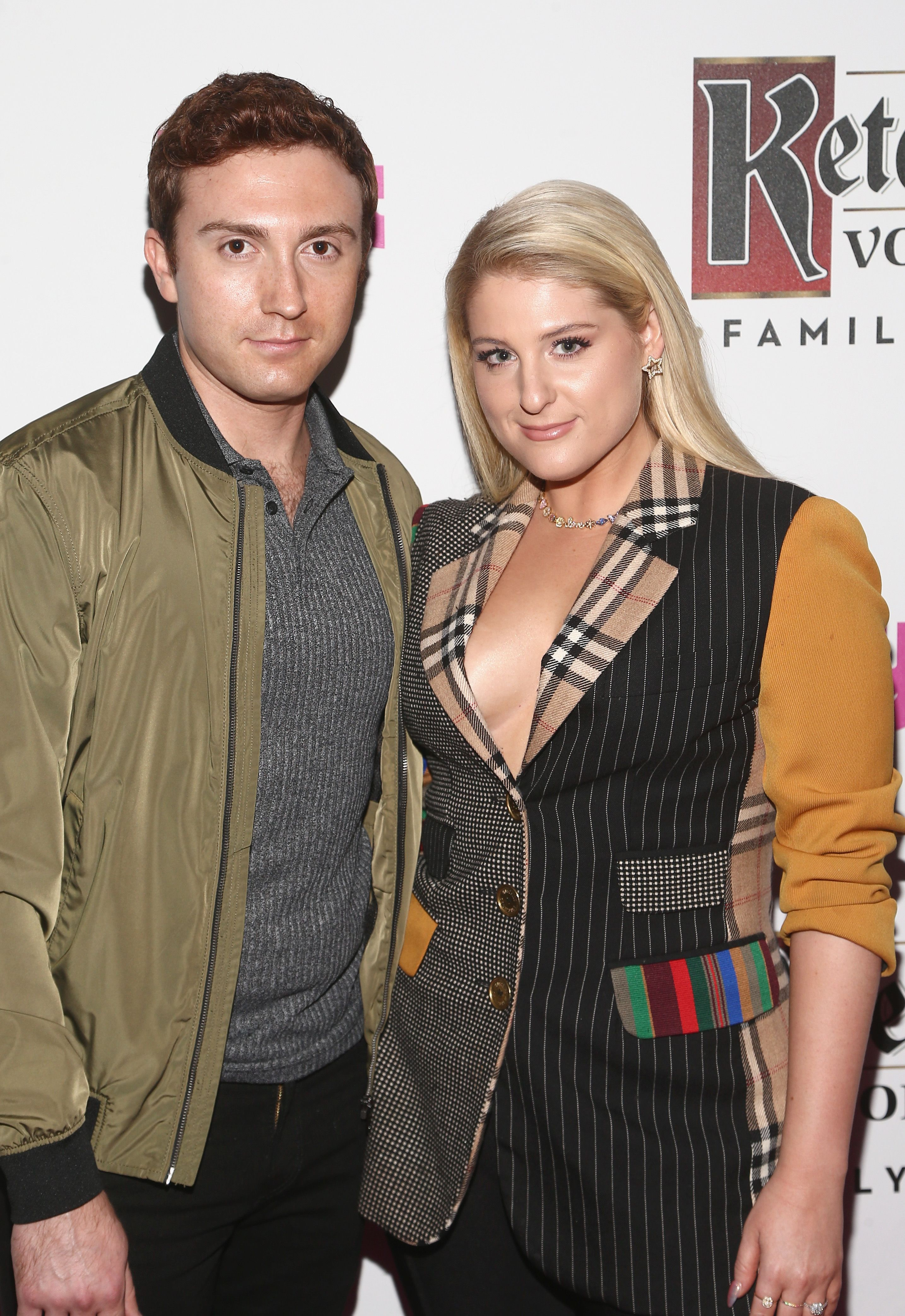 "Megan Trainor and Daryl Sabara Trainor credits the good taste of her friend Chloë Grace Moretz for helping her find love with actor Daryl Sabara. ""[Chloë] is a friend of mine, and day one of meeting her, I was like, 'You know anybody that I could date?'"" she said on Chelsea Handler's Netflix series."
