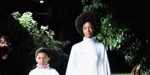 Pyer Moss - Runway - September 2018 - New York Fashion Week