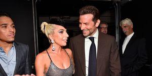 Lady Gaga en Bradley Cooper
