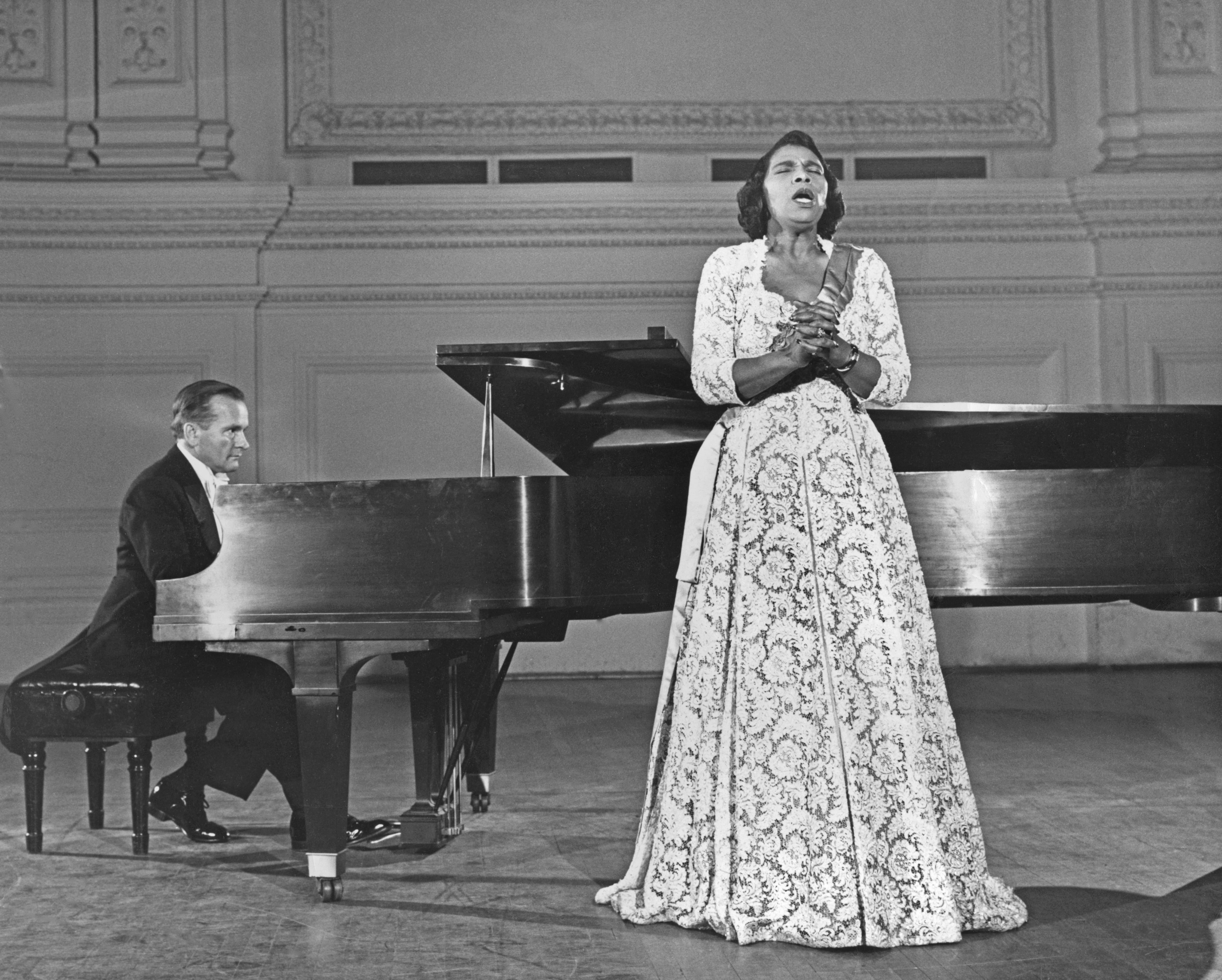 Marian Anderson Historic Opera Singer – Remembering Marian ...