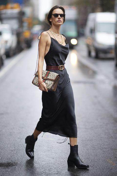 女星, 歐美, 短靴, 私服, 穿搭, 超模
