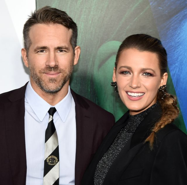new york, ny   september 10  ryan reynolds and blake lively attends the new york premier of a simple favor at museum of modern art on september 10, 2018 in new york city  photo by steven ferdmangetty images