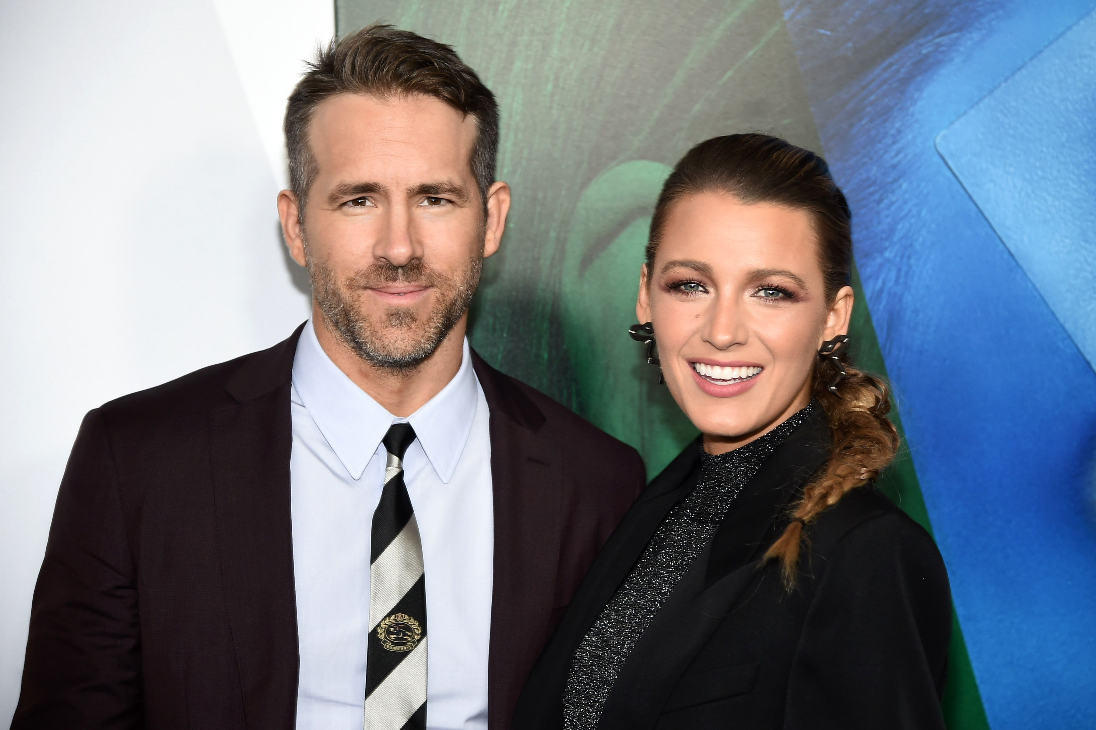"""A Simple Favor"" New York Premiere - Ryan Reynolds and Blake Lively"