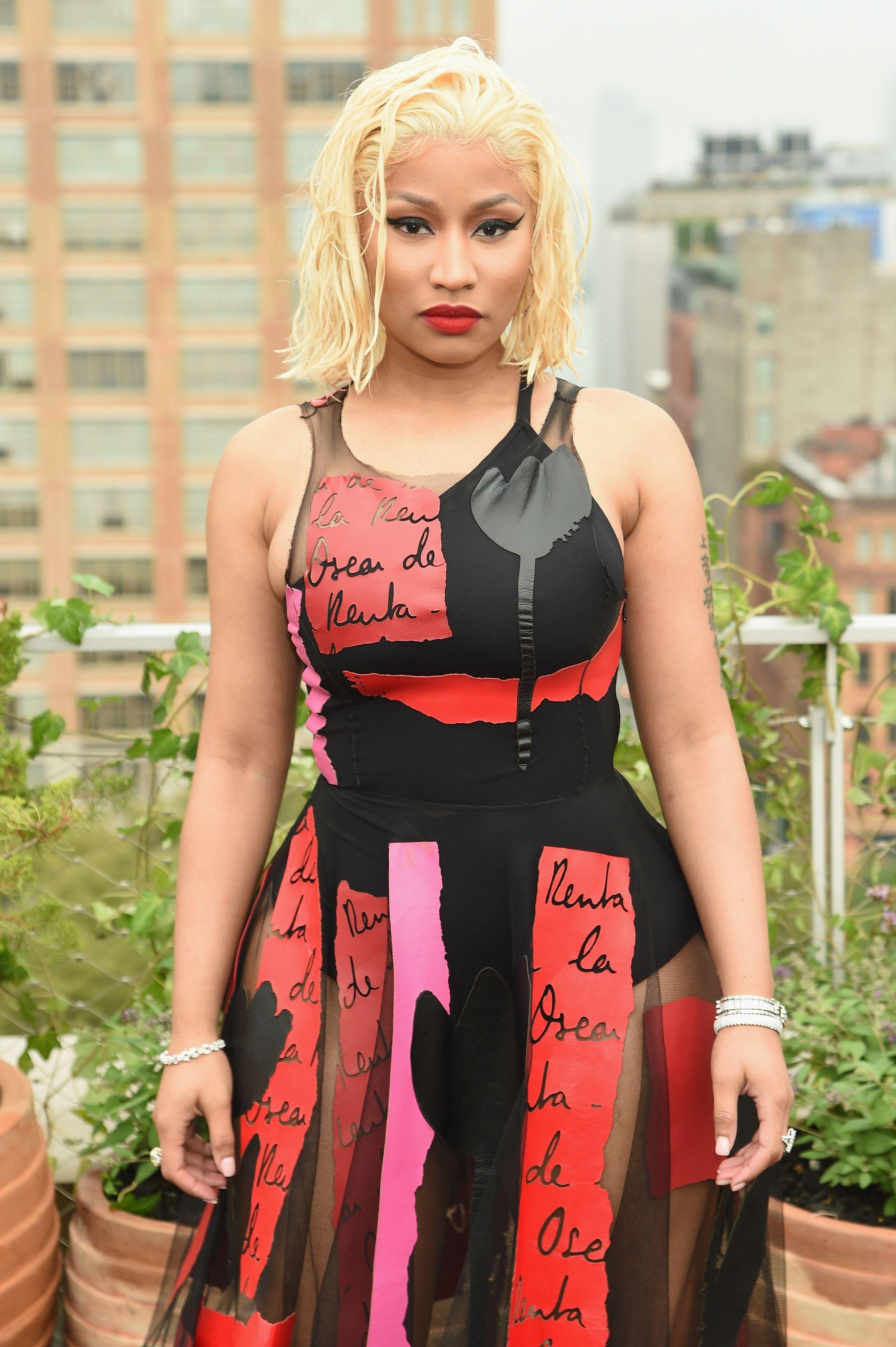Nicki Minaj and Steve Madden Feud on
