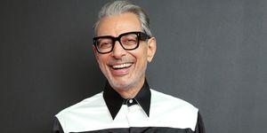 Jeff Goldblum style