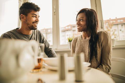 restaurant speed dating