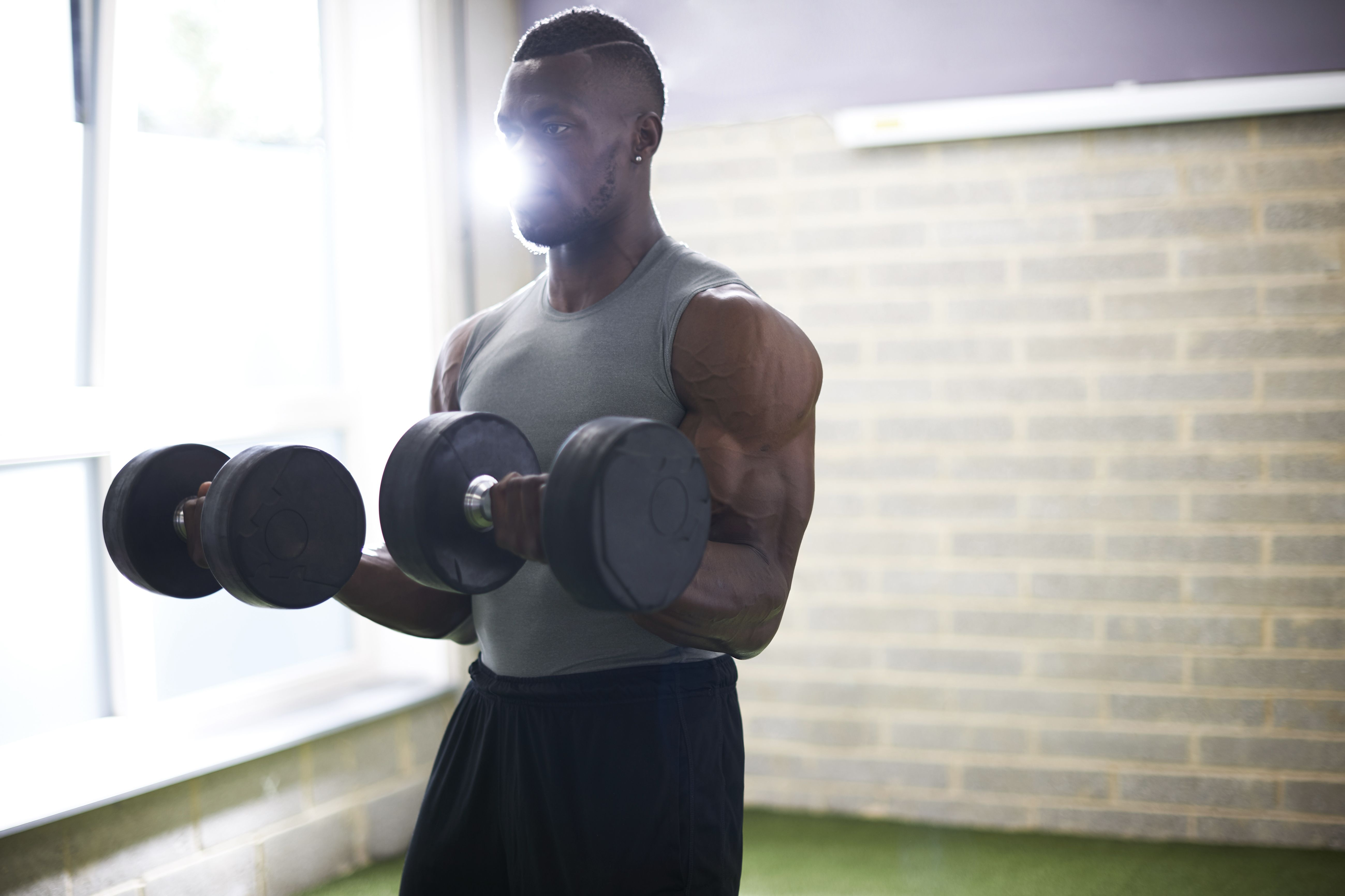 The 15-Minute Workout That Builds Bigger Arms