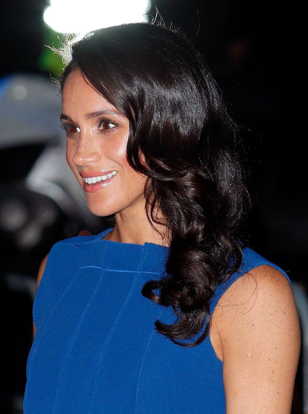 Hang on, Meghan Markle is actually a Princess?