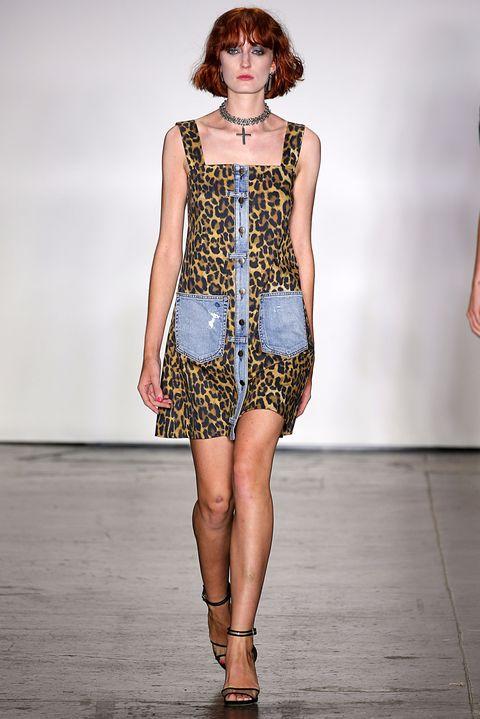 Nicole Miller - Runway - September 2018 - New York Fashion Week