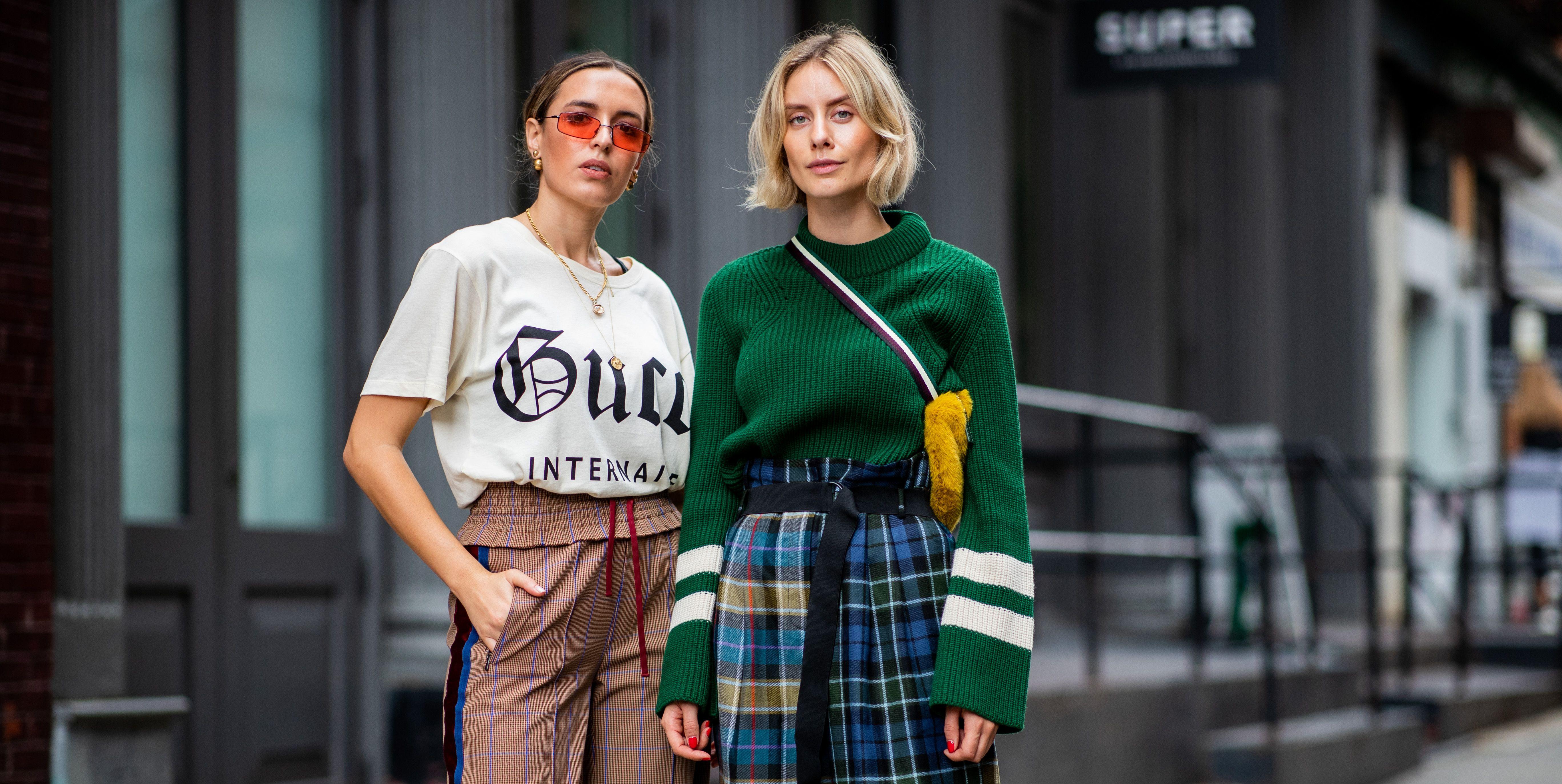 Street Style - New York Fashion Week September 2018