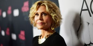 """Premiere Of HBO's """"Jane Fonda In Five Acts"""" - Red Carpet"""