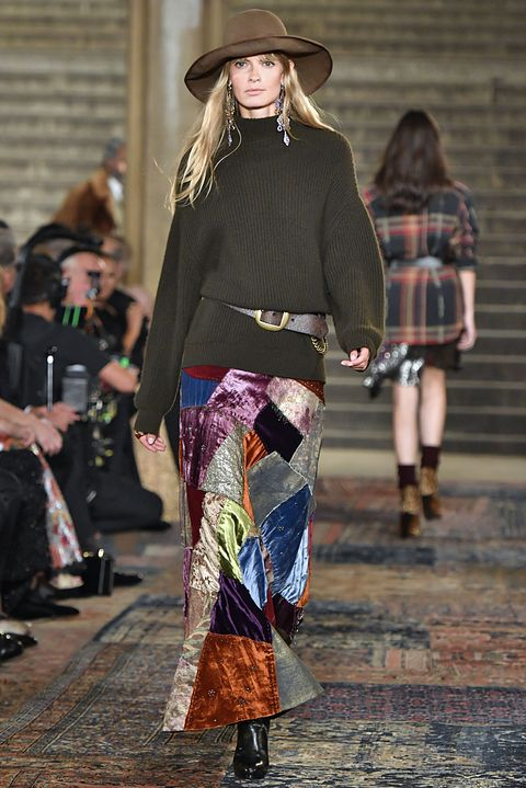 Ralph Lauren - Runway - September 2018 - New York Fashion Week