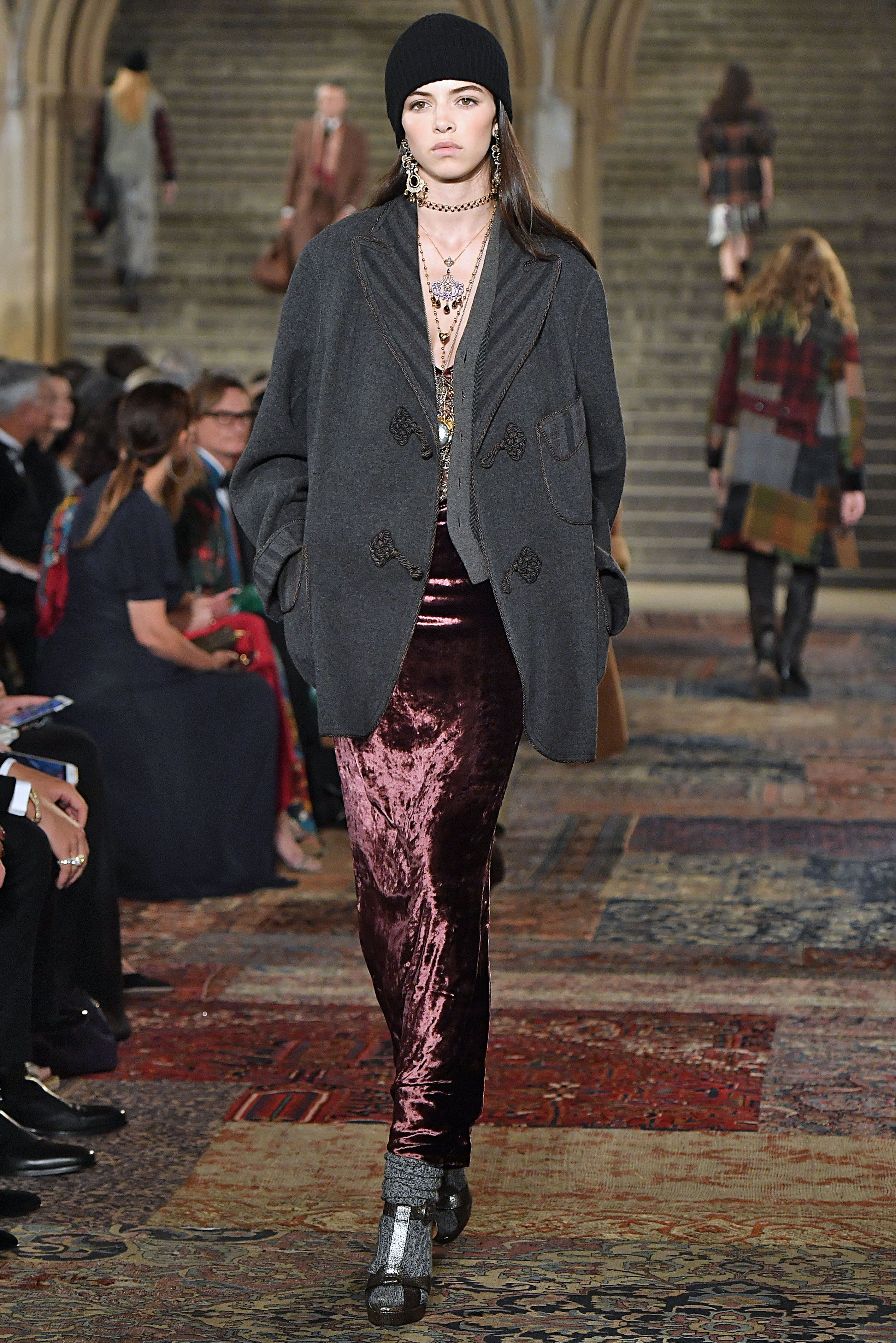 Ralph Lauren - Runway - September 2018 - New York Fashion Week