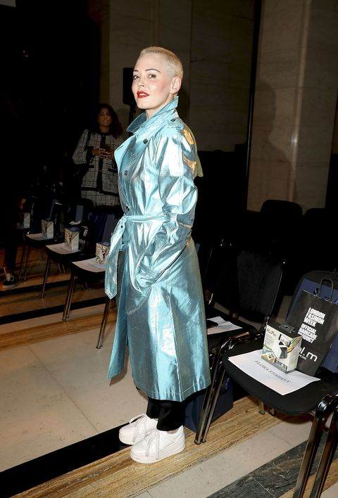Pam Hogg - Front Row - LFW September 2018