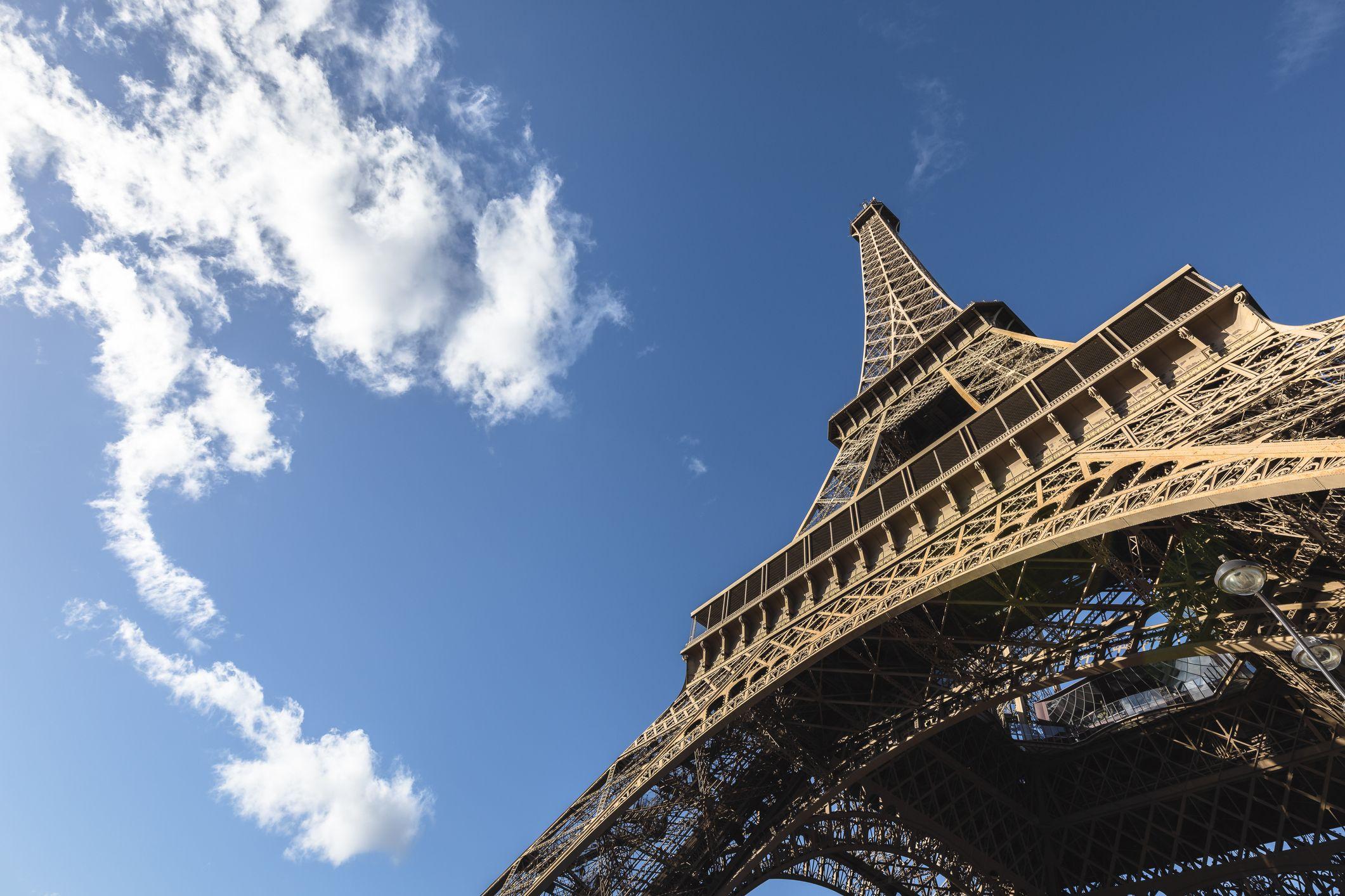 Ma perché la Torre Eiffel sarà dipinta d'oro?