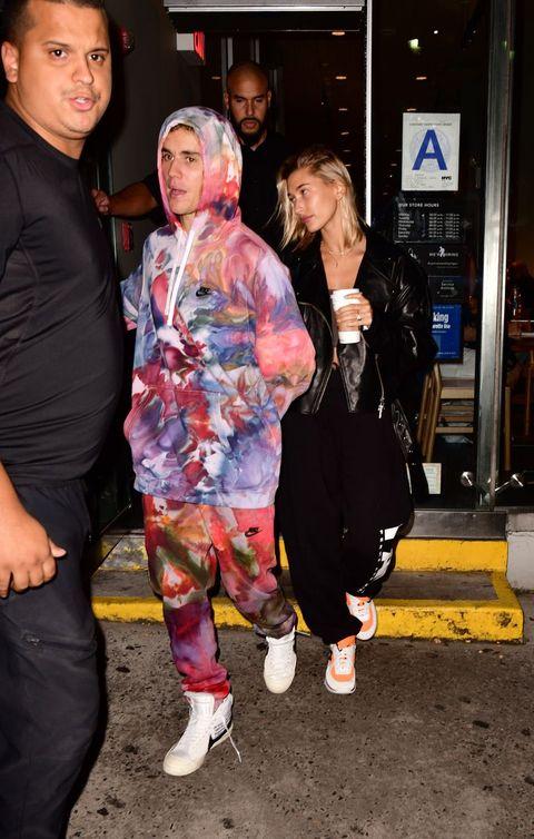 Celebrity Sightings in New York City - September 15, 2018