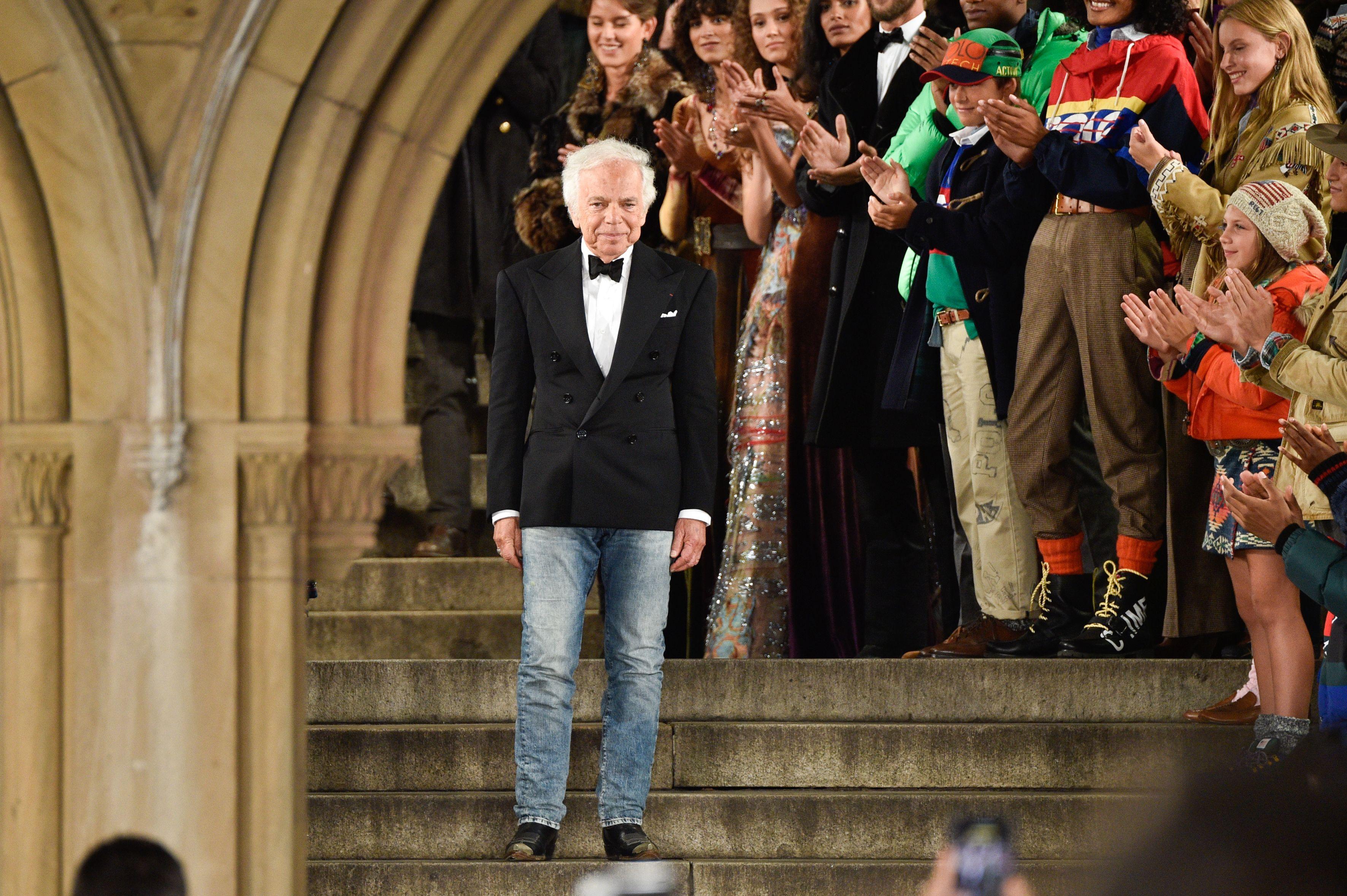Ralph Lauren is Bringing Western Workwear Back—Again
