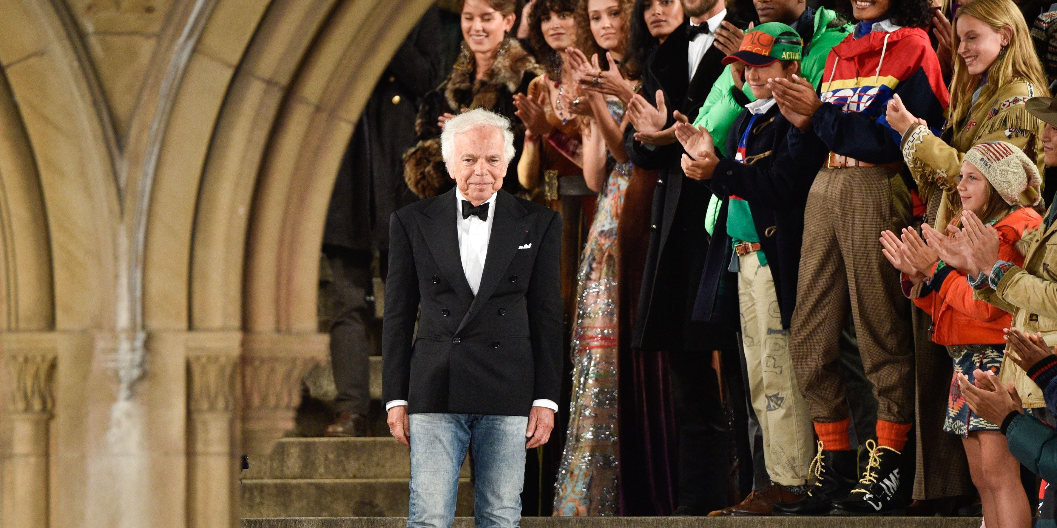 Ralph Lauren - September 2018 - New York Fashion Week