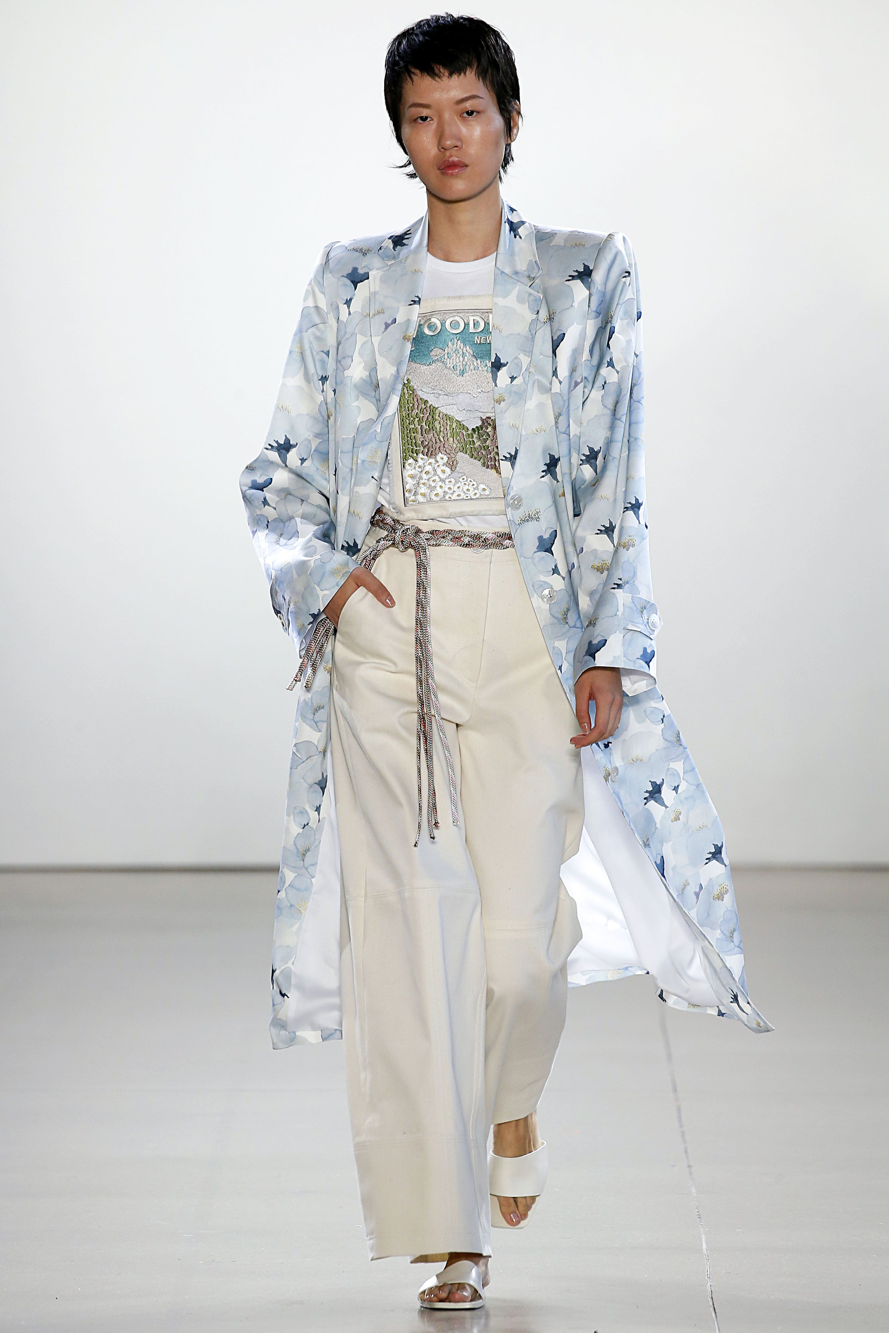 Claudia Li - Runway - September 2018 - New York Fashion Week