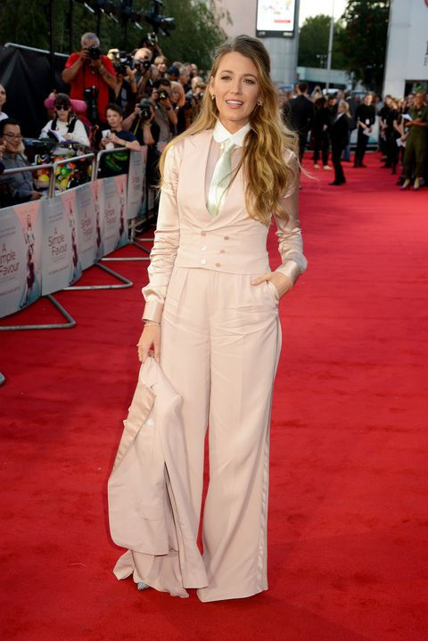 0b923ed75f5 Blake Lively Style File - Every One Of Blake Lively's Dreamiest Red ...