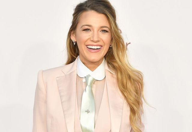 london, england   september 17  blake lively attends the uk premiere of a simple favour at the bfi southbank on september 17, 2018 in london, england  photo by jeff spicergetty images
