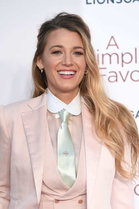 london, england   september 17  blake lively attends the uk premiere of a simple favour at bfi southbank on september 17, 2018 in london, england  photo by karwai tangwireimage