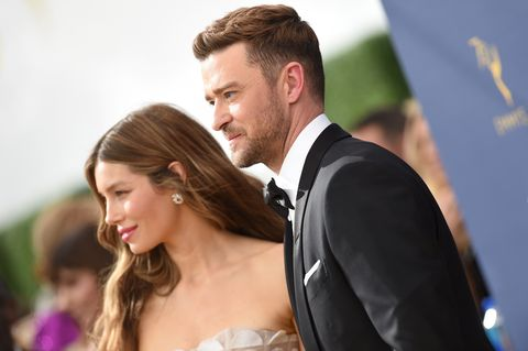 Jessica Biel and Justin Timberlake Photos