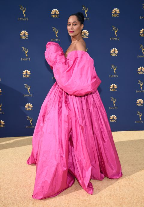 008492636c5c Tracee Ellis Ross Practically Just Invented Wearing Hot Pink for the ...