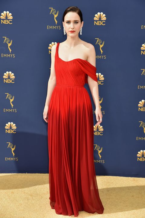 All Emmys 2018 Red Carpet Dresses - Emmy Awards Celebrity Fashion
