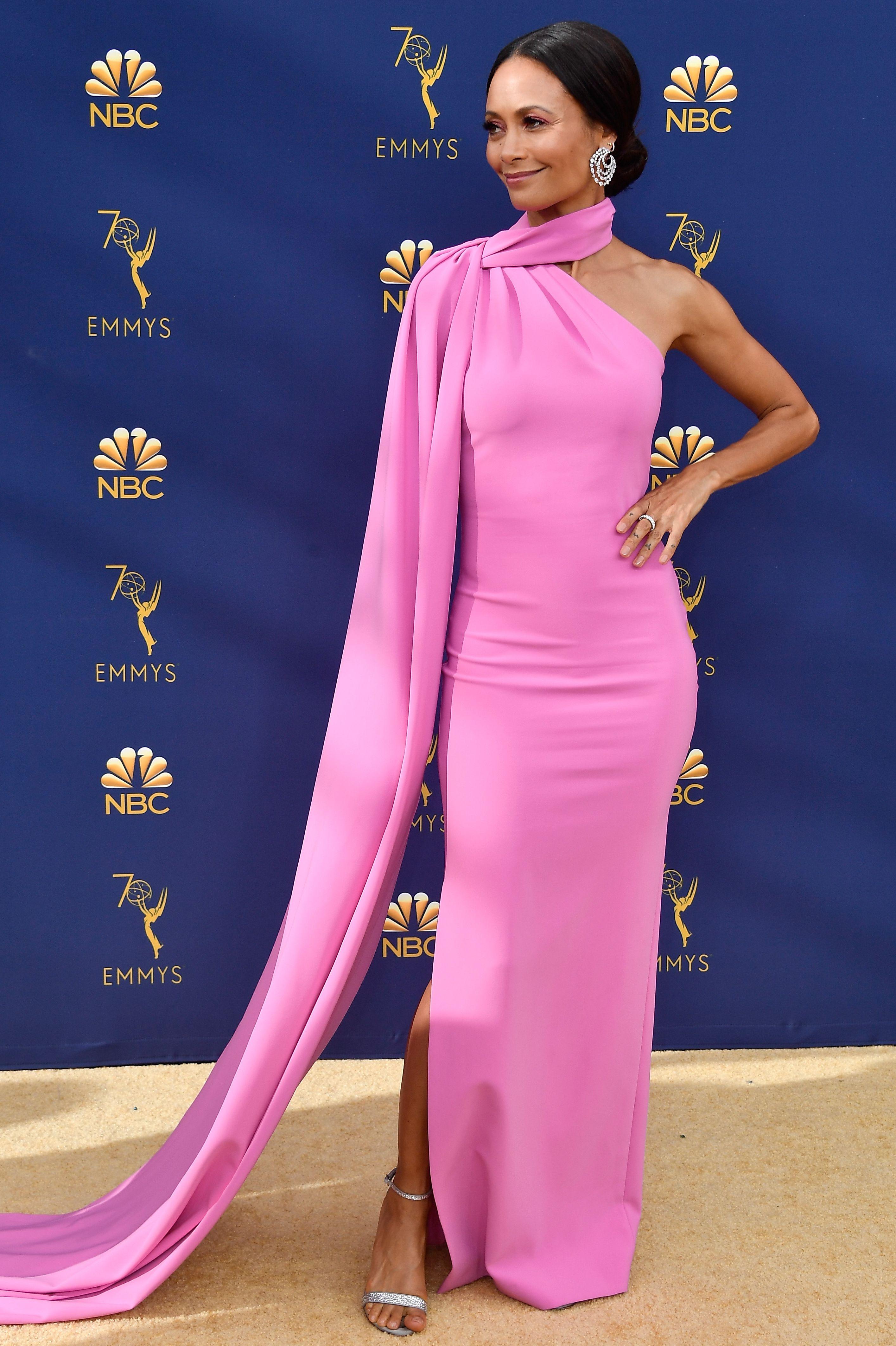 Emmys Awards red carpet 2018