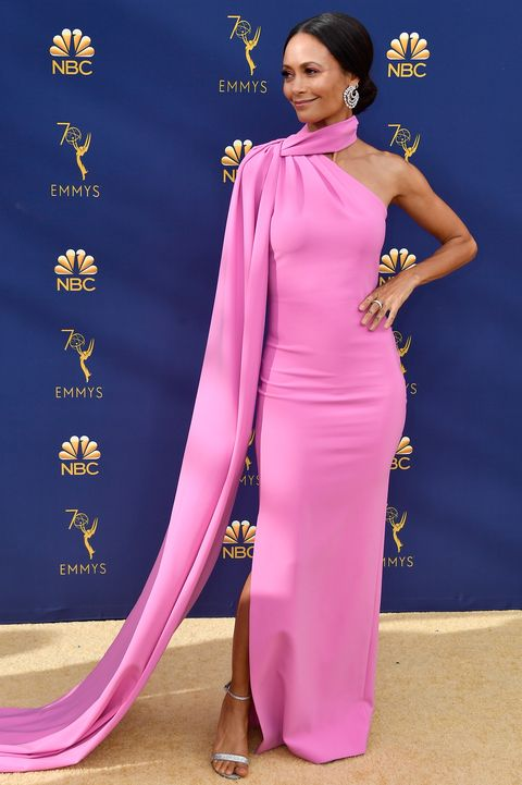 Emmys Awards red carpet 2018
