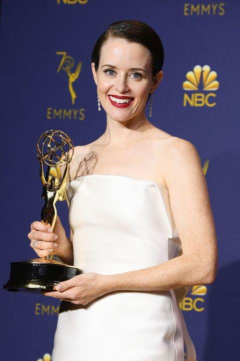 Claire Foy, Emmy Award